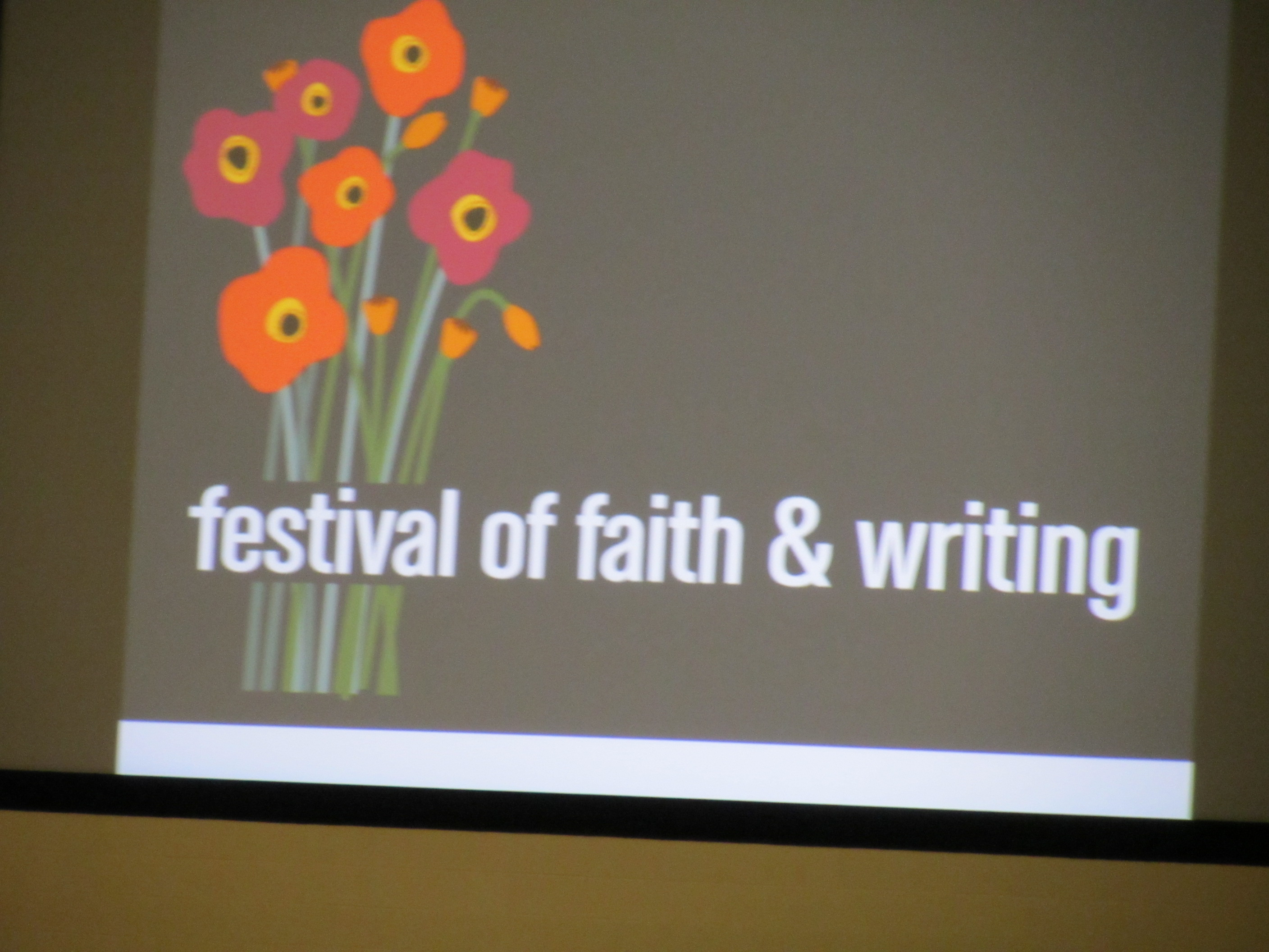 Festival Of Faith And Writing Location